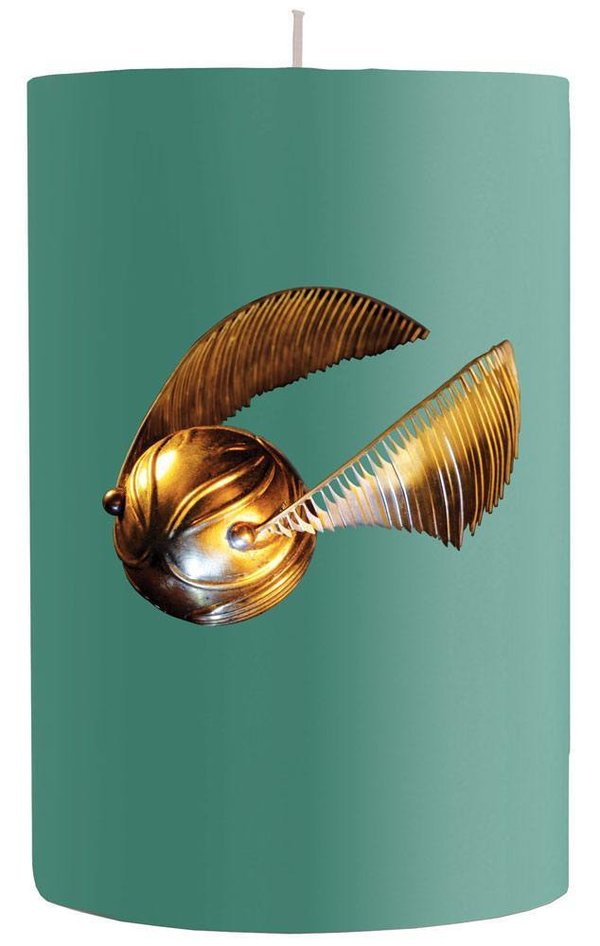 Harry Potter XL Kerze Golden Snitch 15 x 10 cm