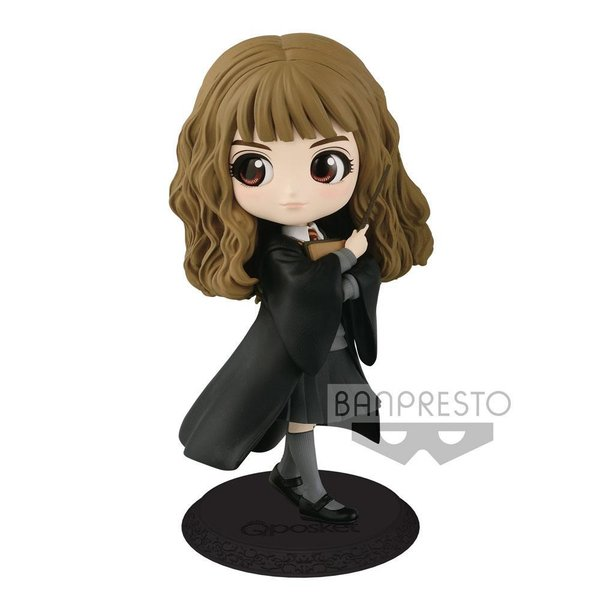 Harry Potter Q Posket Minifigur Hermine Granger A Normal Color Version 14 cm