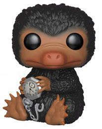 Phantastische Tierwesen 2 Super Sized POP! Movies Vinyl Figur Niffler 25 cm