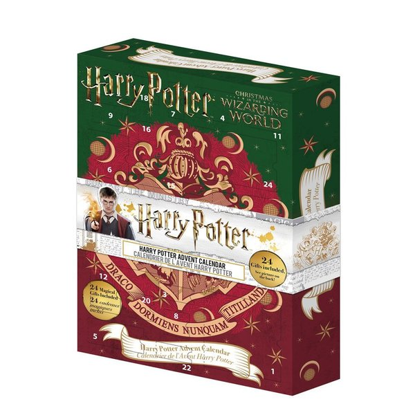 Harry Potter Adventskalender Christmas in the Wizarding World