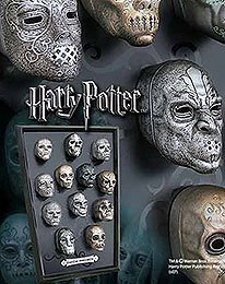 Harry Potter Todesser Masken Kollektion