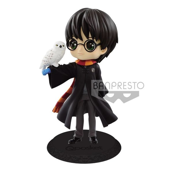 Harry Potter Q Posket Minifigur Harry Potter II A Normal Color Version 14 cm