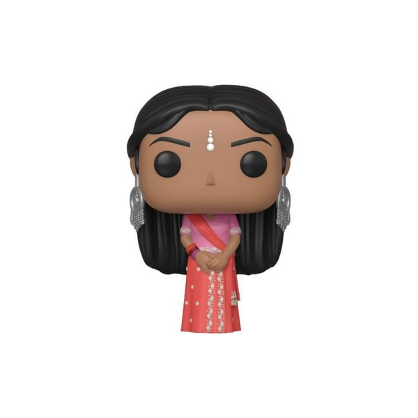 Harry Potter POP! Movies Vinyl Figur Padma Patil (Yule) 9 cm