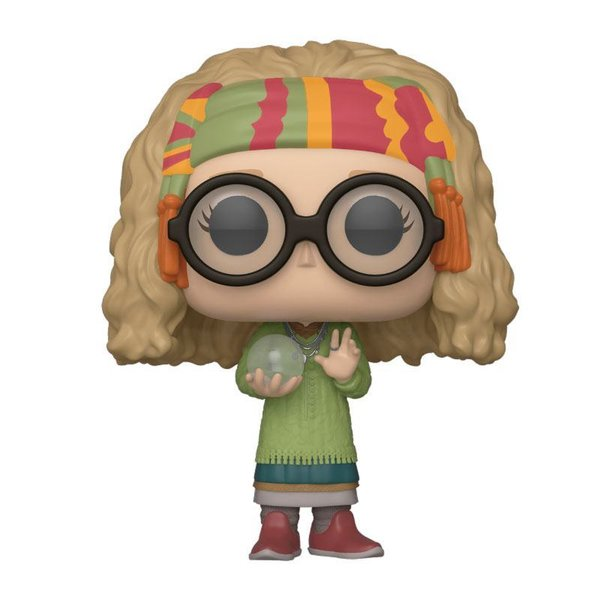 Harry Potter POP! Movies Vinyl Figur Professor Sybill Trelawney 9 cm