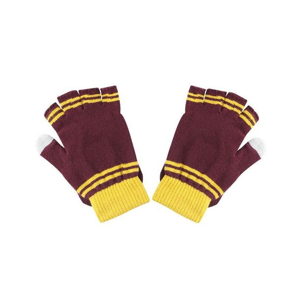 Harry Potter Handschuhe (Fingerlos) Gryffindor
