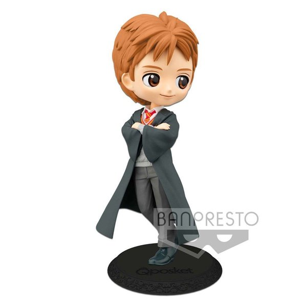 Harry Potter Q Posket Minifigur Fred Weasley Version B 14 cm