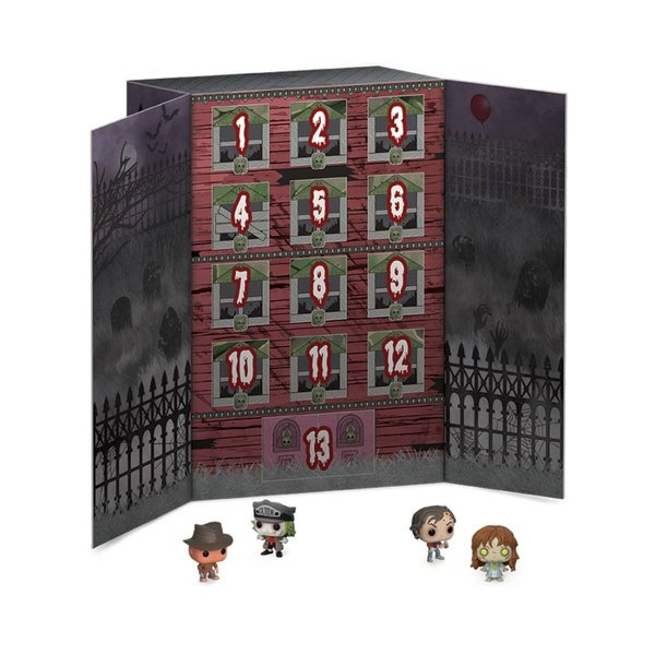 13 Day Spooky Countdown Pocket POP! Adventskalender