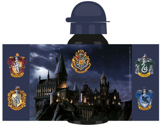 Harry Potter Trinkflasche Hogwarts