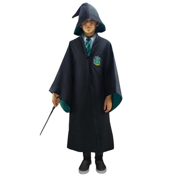 Harry Potter Kinder-Zauberergewand Slytherin