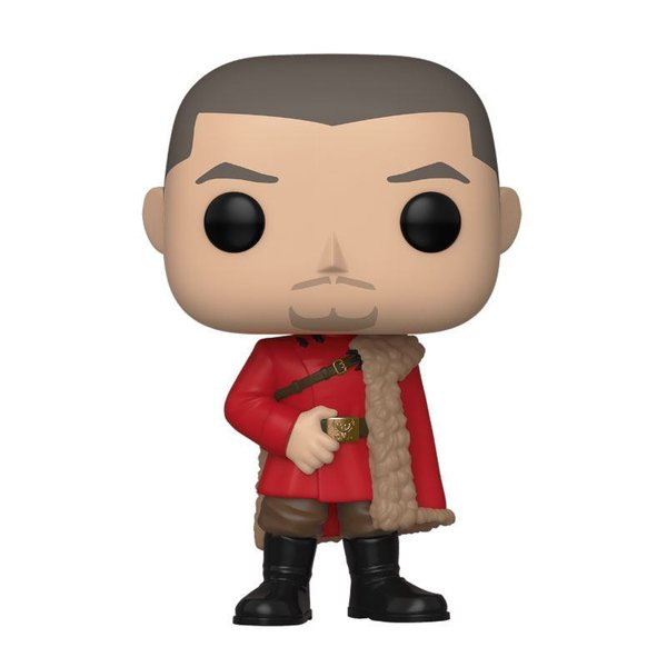 Harry Potter POP! Movies Vinyl Figur Viktor Krum (Yule) 9 cm