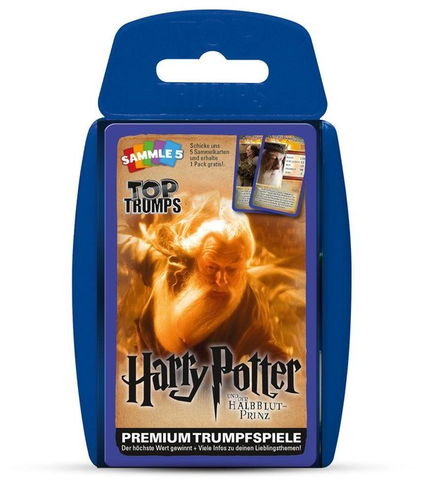 Harry Potter und der Halbblutprinz Top Trumps