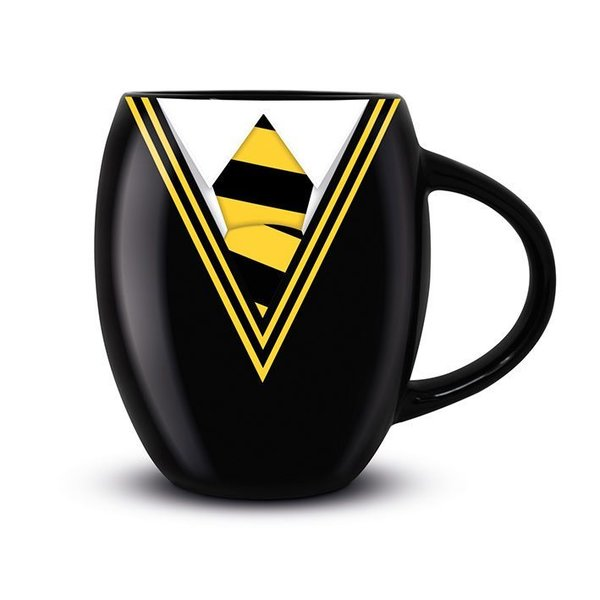 Harry Potter Oval Tasse Hufflepuff Uniform