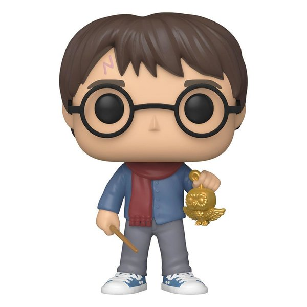 Harry Potter POP! Vinyl Figur Holiday Harry Potter 9 cm