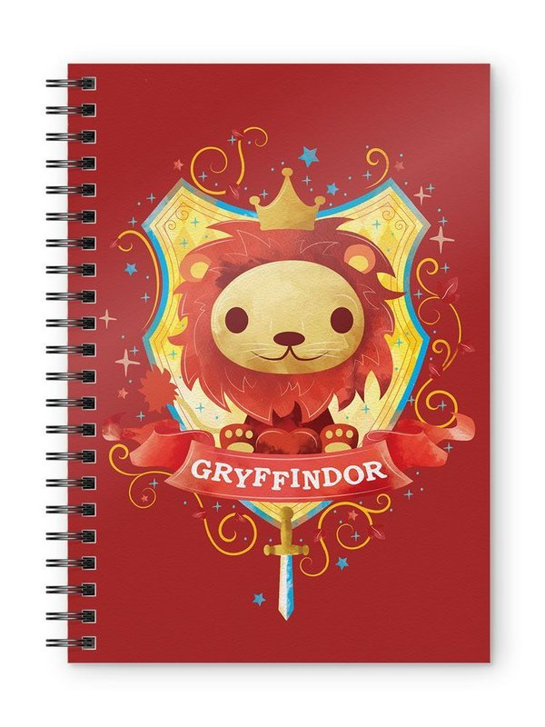 Harry Potter Notizbuch Gryffindor Kids