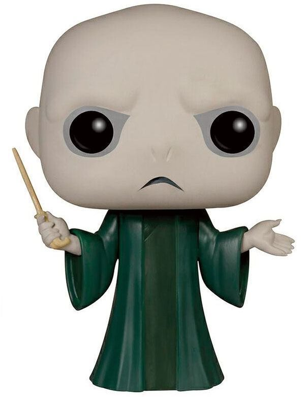 Harry Potter POP! Movies Vinyl Figur Voldemort 10 cm