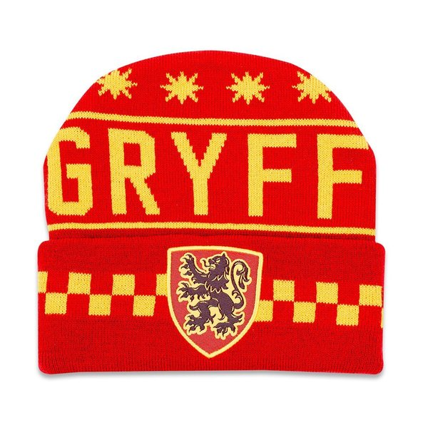 Harry Potter Beanie Gryffindor LC Exclusive - Mütze