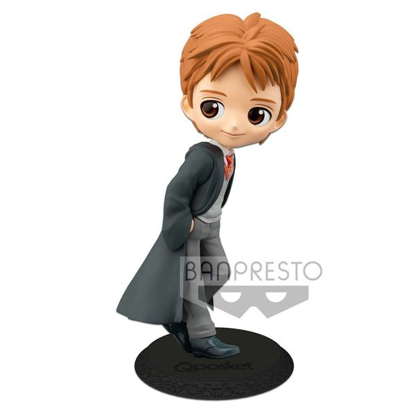 Harry Potter Q Posket Minifigur George Weasley Version B 14 cm