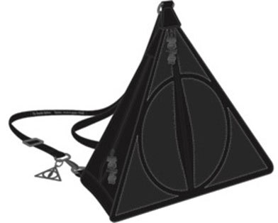 Harry Potter Rucksack Deathly Hallows