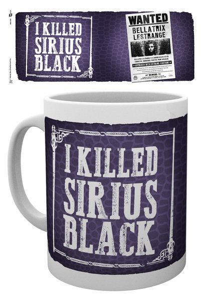 Harry Potter: Bellatrix Tasse