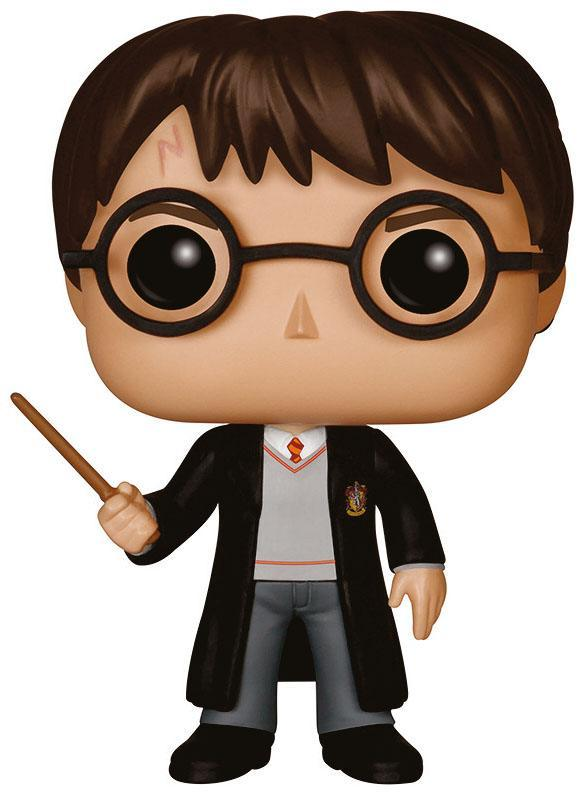 Harry Potter POP! Movies Vinyl Figur Harry Potter 10 cm
