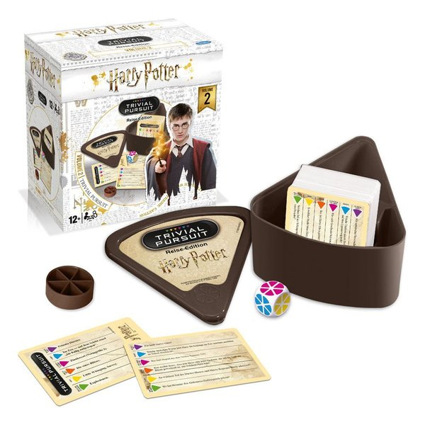 Harry Potter Brettspiel Trivial Pursuit Vol. 2 *Deutsche Version*