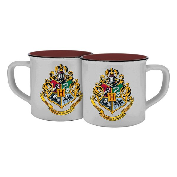 Harry Potter Tasse Hogwarts Wappen